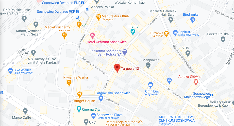 Salon Goldrun Jubiler Sosnowiec